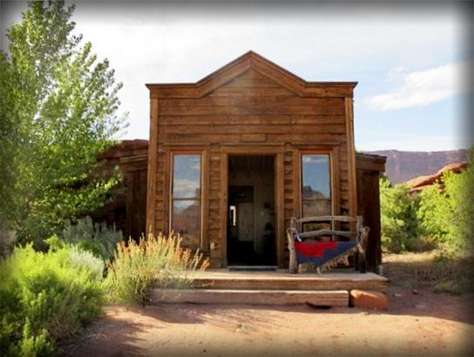 cabins for rent near moab ut canyonlands lodging