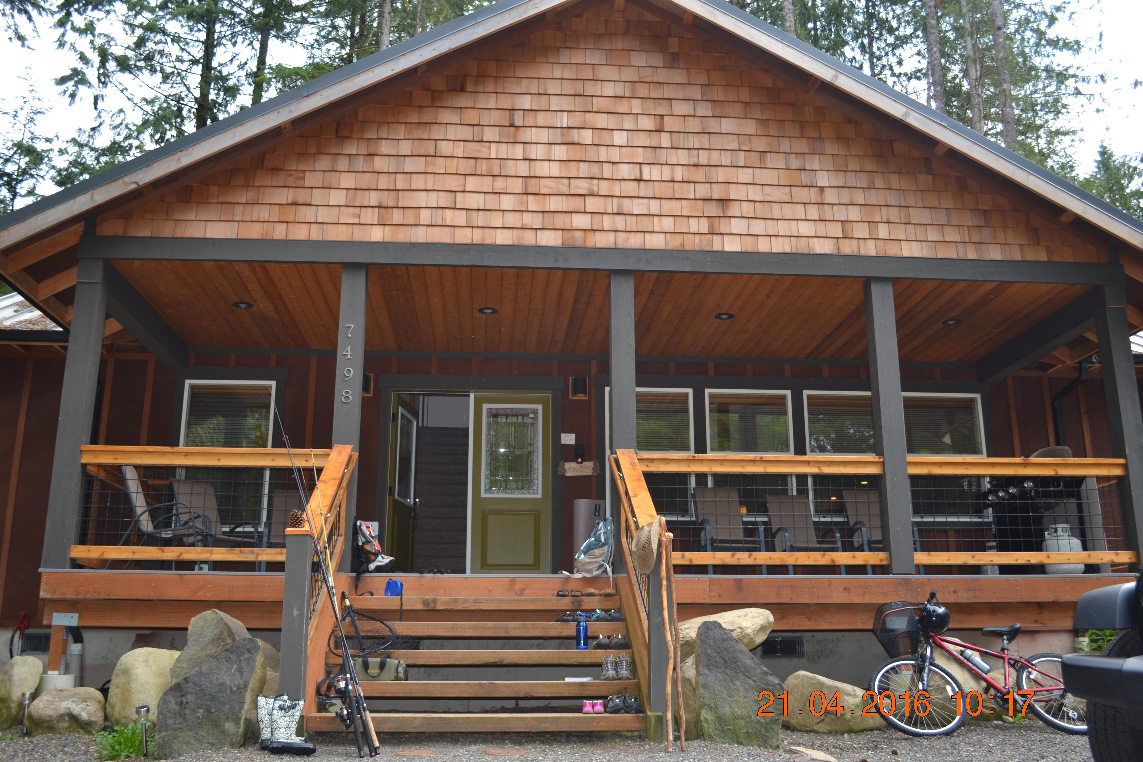 black bear lodge in glacier   mt baker vacation rentals
