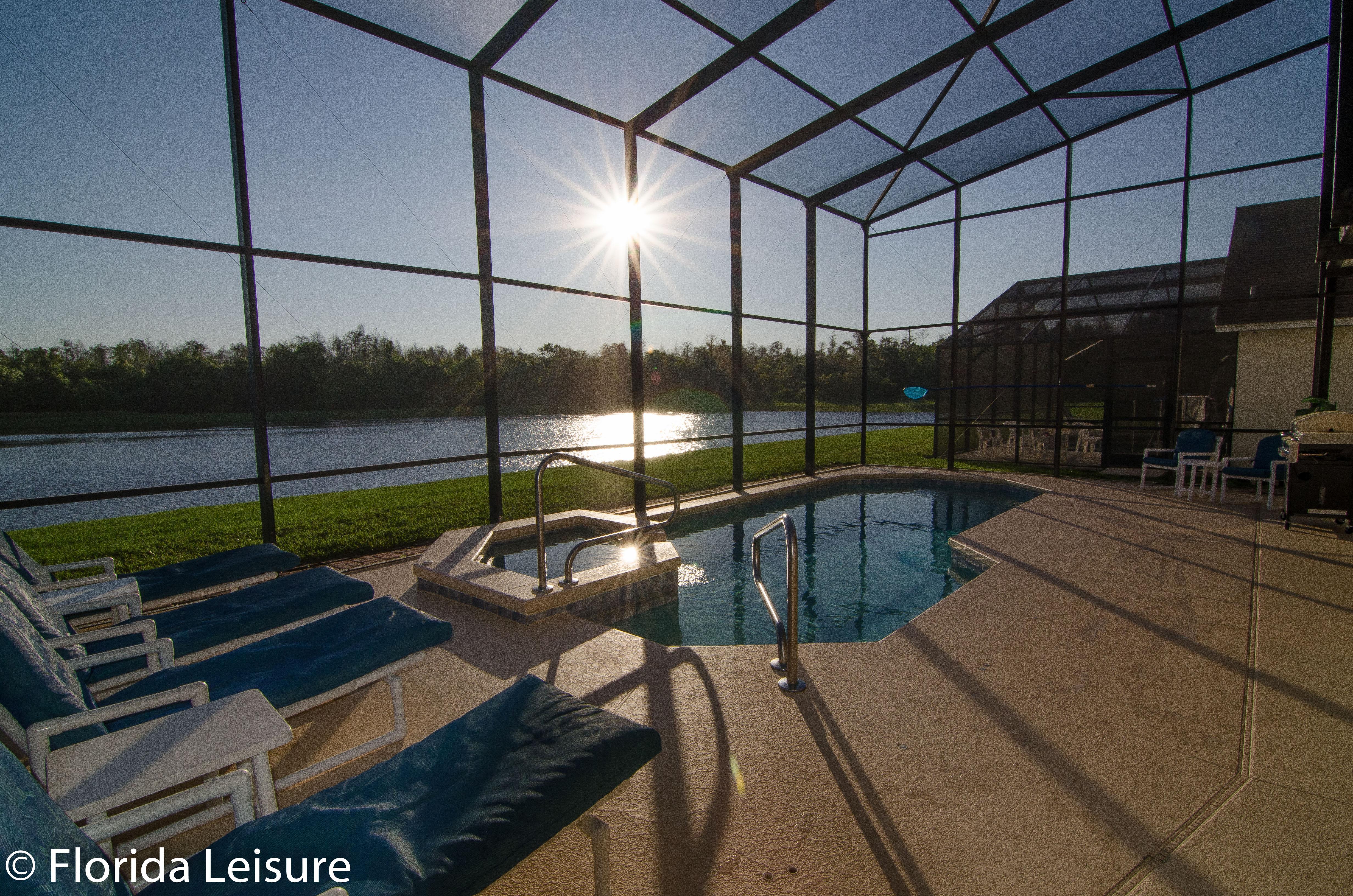 House Rental Orlando 5 Bedroom Vacation Home Epcot