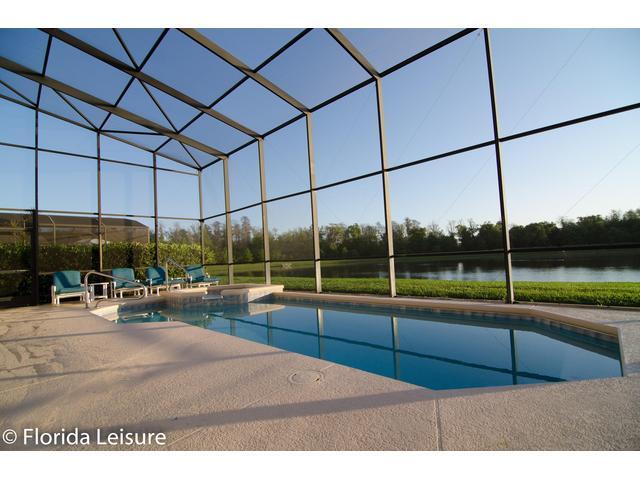 4738   pool   view  Executive 5 bedroom 4 5. House Rental   Orlando 5 Bedroom Vacation Home   Epcot