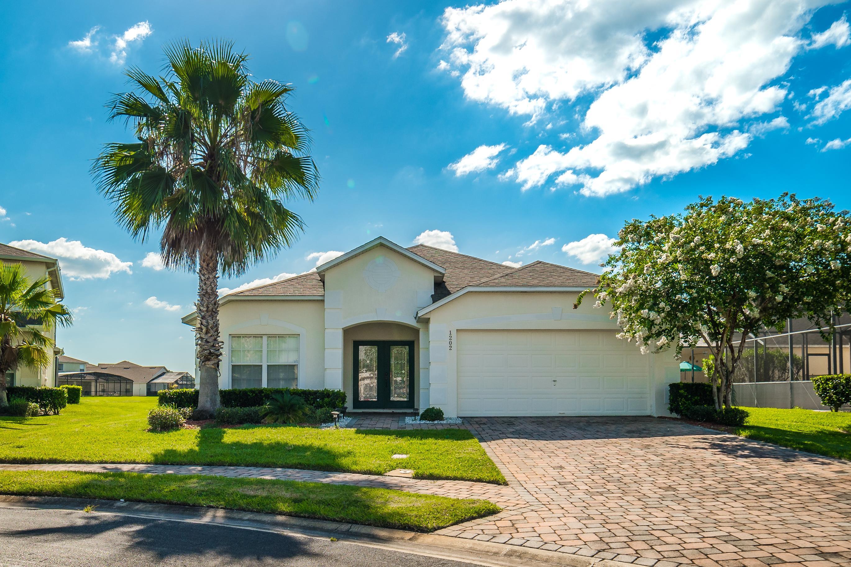 Central Florida Vacation House Rental Disney Epcot