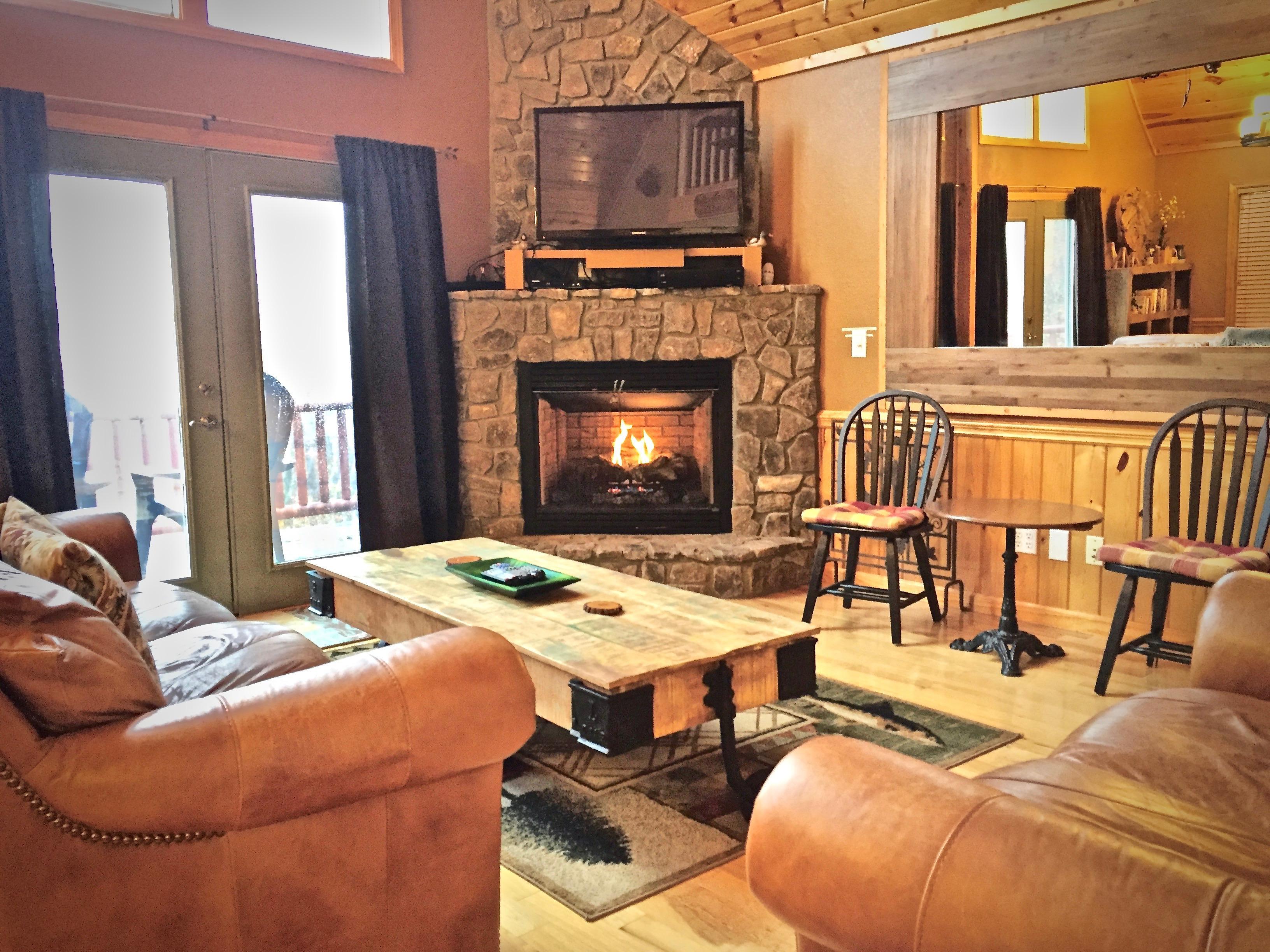 smoky mountain dawn cabin rental nc mountains realty