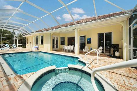 Sunshine Vacation Rentals In Florida Cape Coral Fort