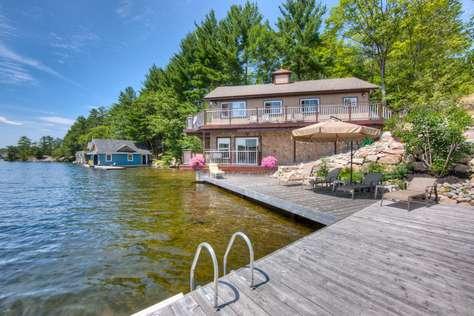 vacation rentals jayne s cottages luxury muskoka rentals