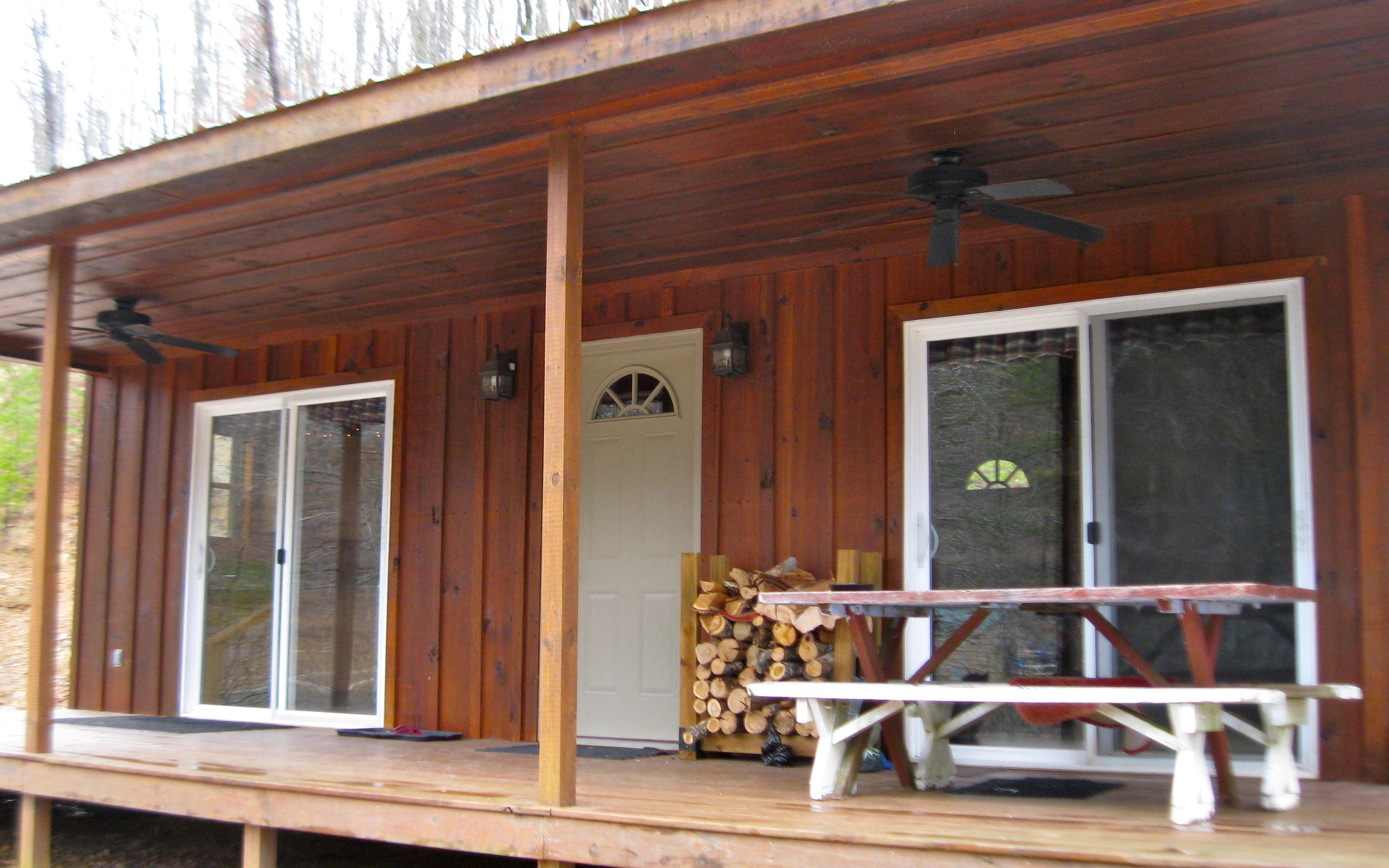 The Jordan Cabin Natural Bridge Cabin