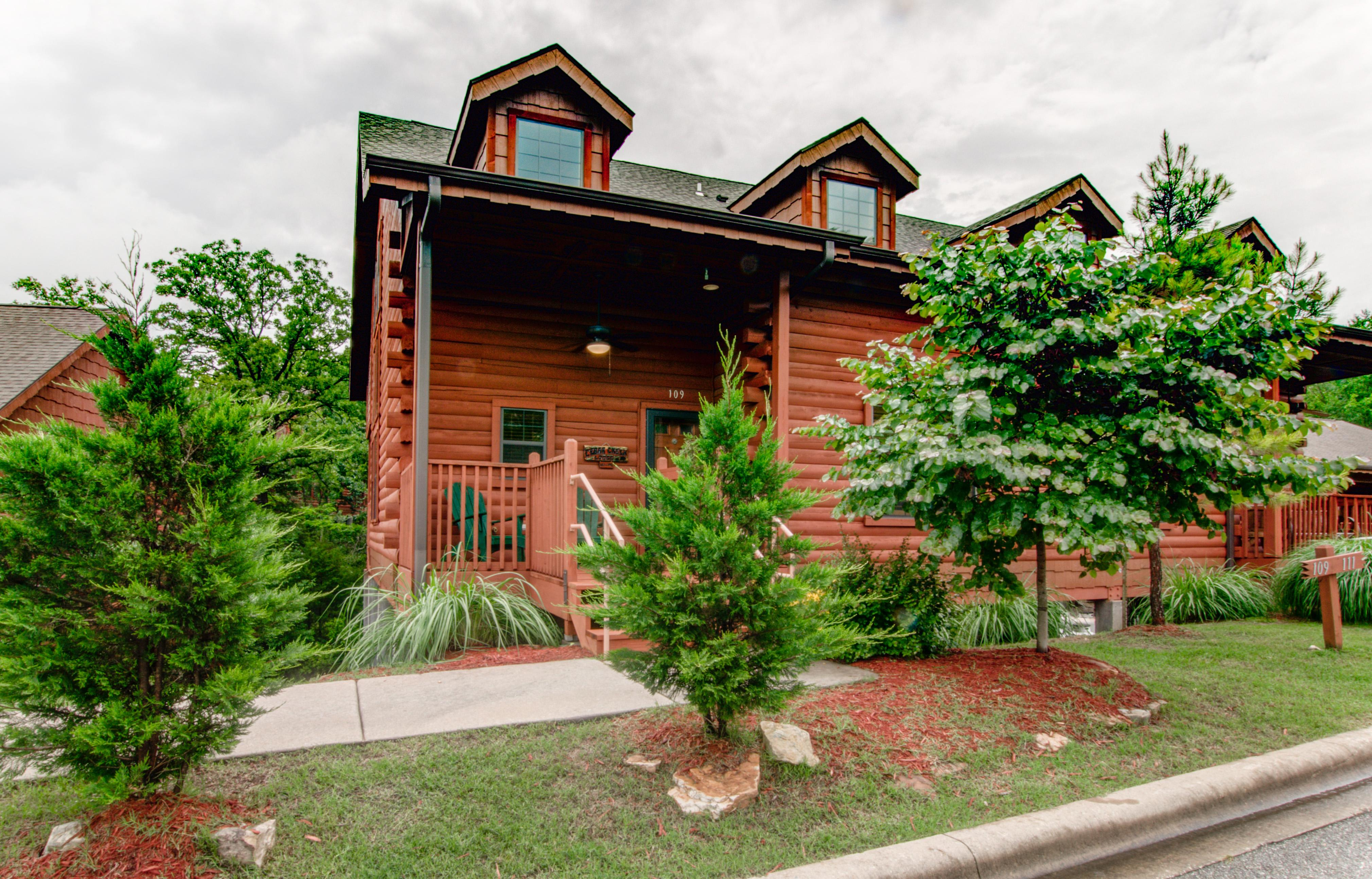 Cedar creek lodge rent your lodge for Cedar creek