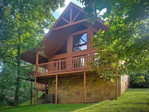 Vacation Rentals Outrageous Cabins Sevierville Tn
