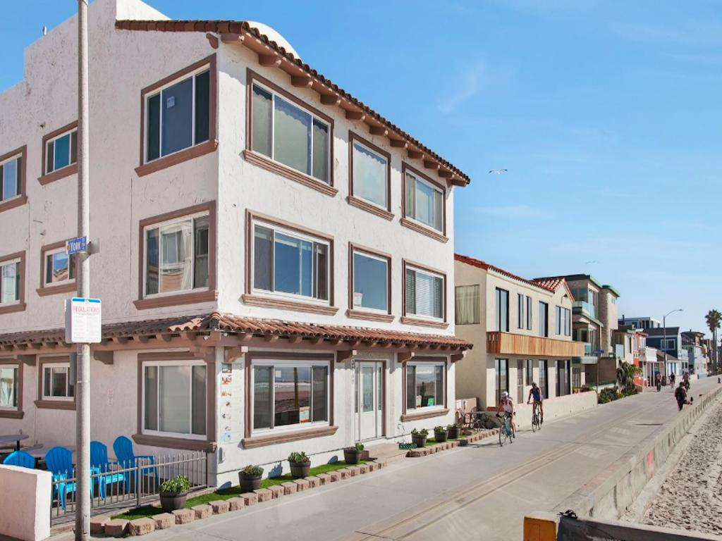#105 Ocean Front Penthouse Luxury Mission Beach #5