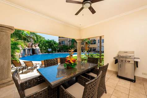 Sunrise 1- 3 Bedroom Poolside Condo