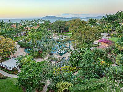 Another view of the Diria Resort