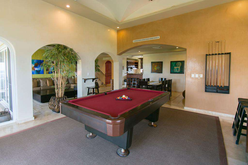 Your own private pool table!