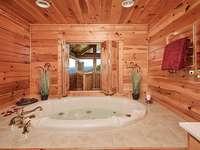 Loft Bathroom Jacuzzi Tub thumb