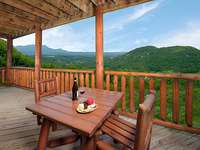 Gorgeous Porch Side Mountain Views thumb