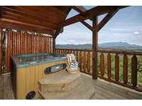 Hot Tub overlooking Amazing Views thumb