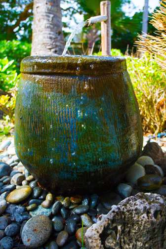 Garden water vase by COCO BUNGALOW thumb