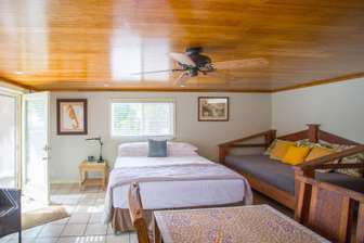 COCO BUNGALOW  Cal. King bed,+ full daybed to right thumb