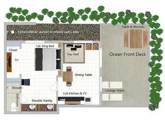 (#2 of 5) Ocean Breeze: one bedroom ocean front thumb
