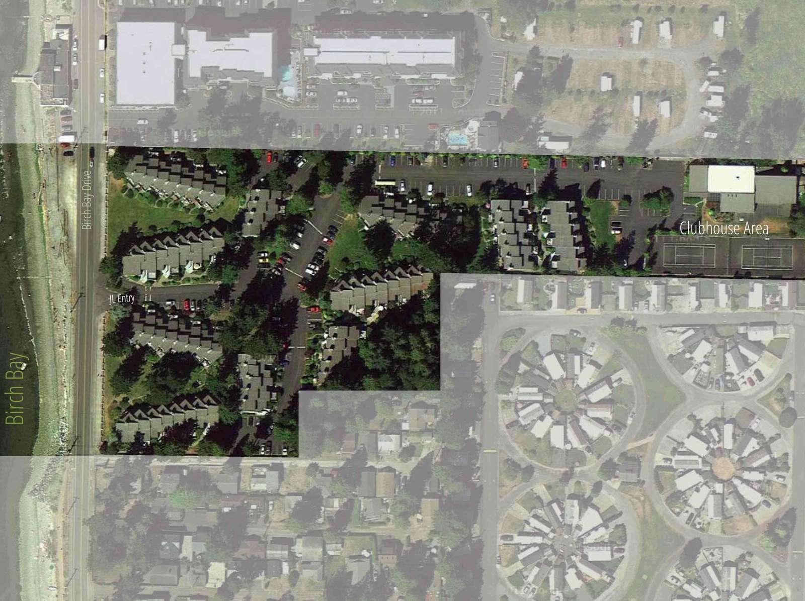 Jacobs Landing Satellite View