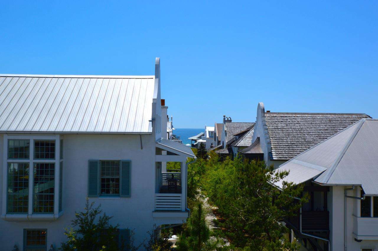 Only 100 Yards to the Beautiful Emerald Waters of Rosemary Beach