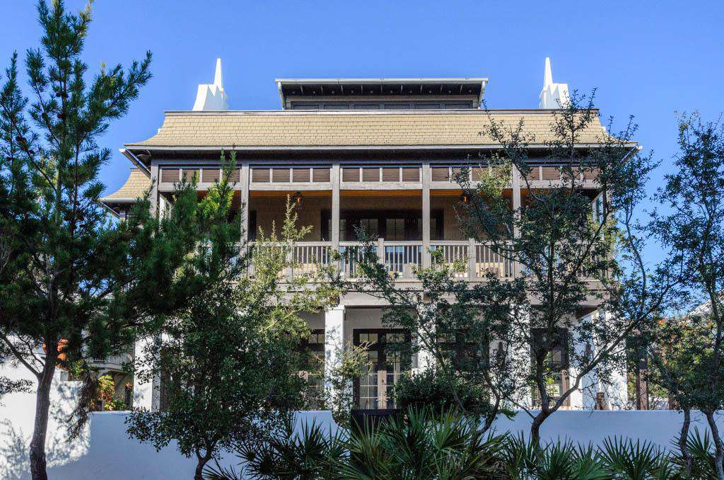 Fabulous 5 Bedroom/5 Bath Private Home in Rosemary Beach!