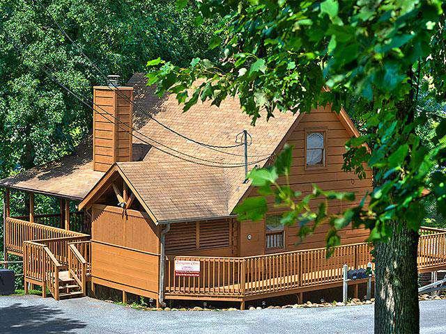 Rustic Villa Country Pines Resort (2 BR) - property