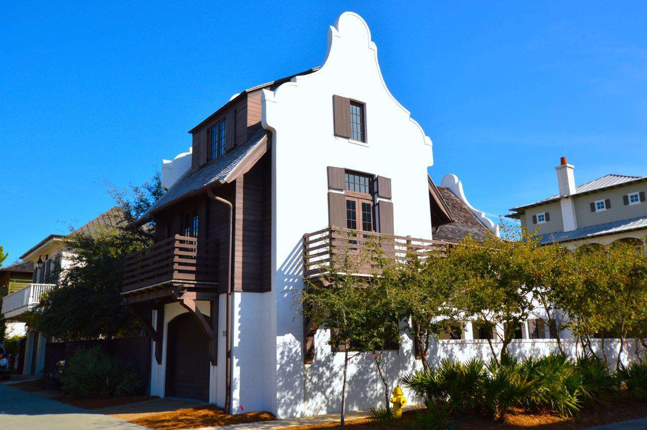 Spectacular Carriage House South of 30a with Gulf Views