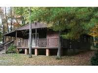 Fall at Hemlock Haven Cabin #2  thumb