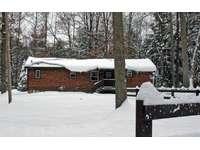 Hidden Oaks with Snow - 12-30-12 thumb