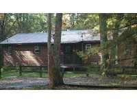 Fall at Hidden Oaks Cabin #2 thumb