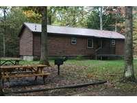Fall at Hidden Oaks Cabin thumb