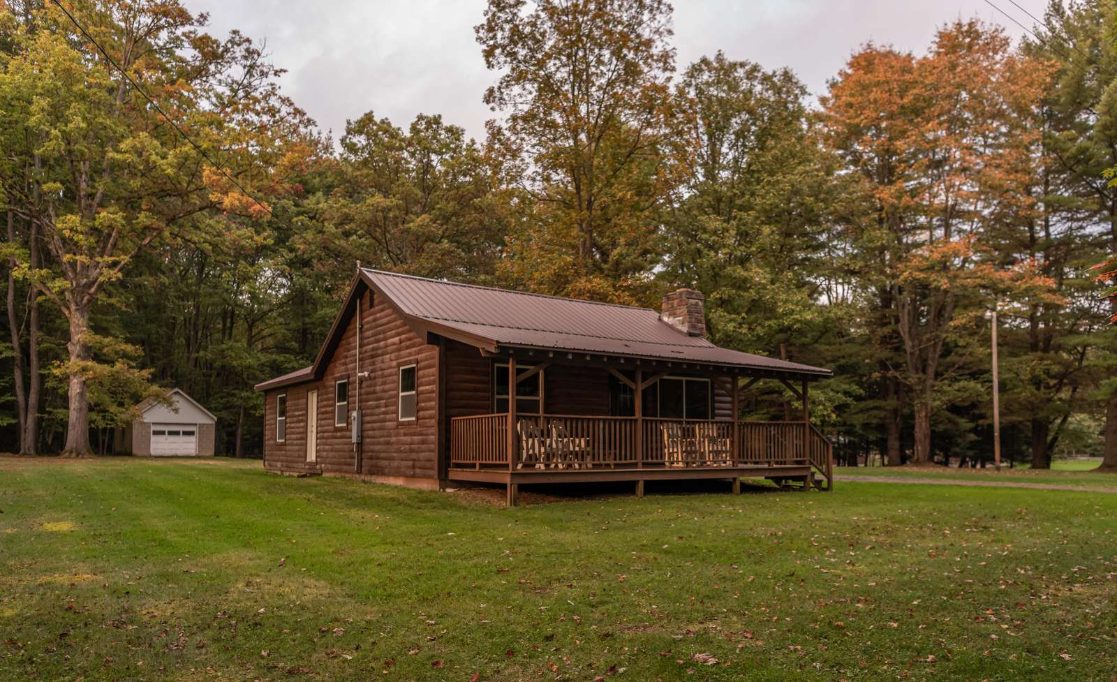 Old Hickory Cabin - property