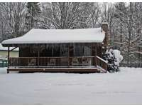 Old Hickory Cabin - Snow - 12-30-12 thumb