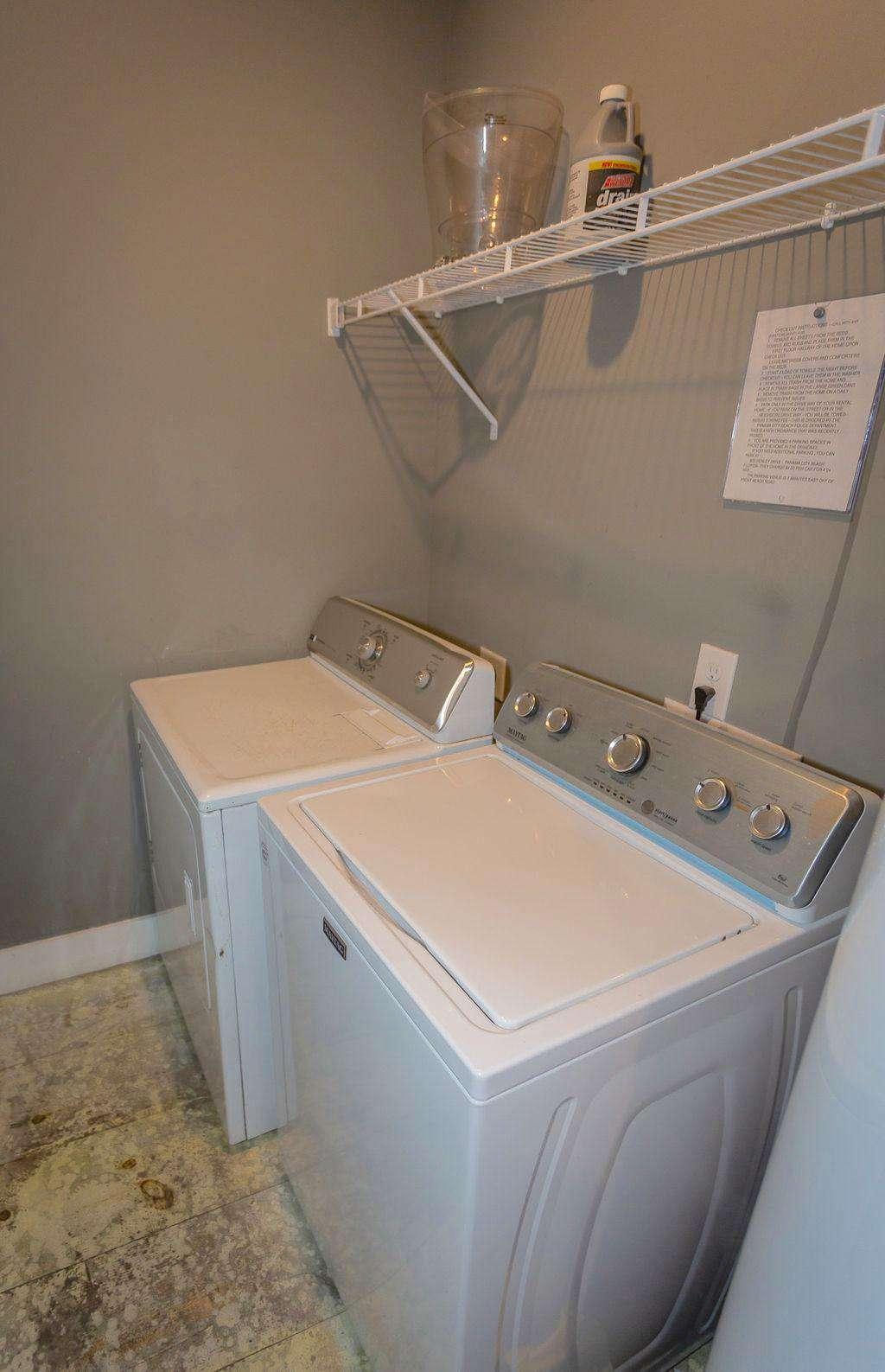 full size maytag washer/dryer