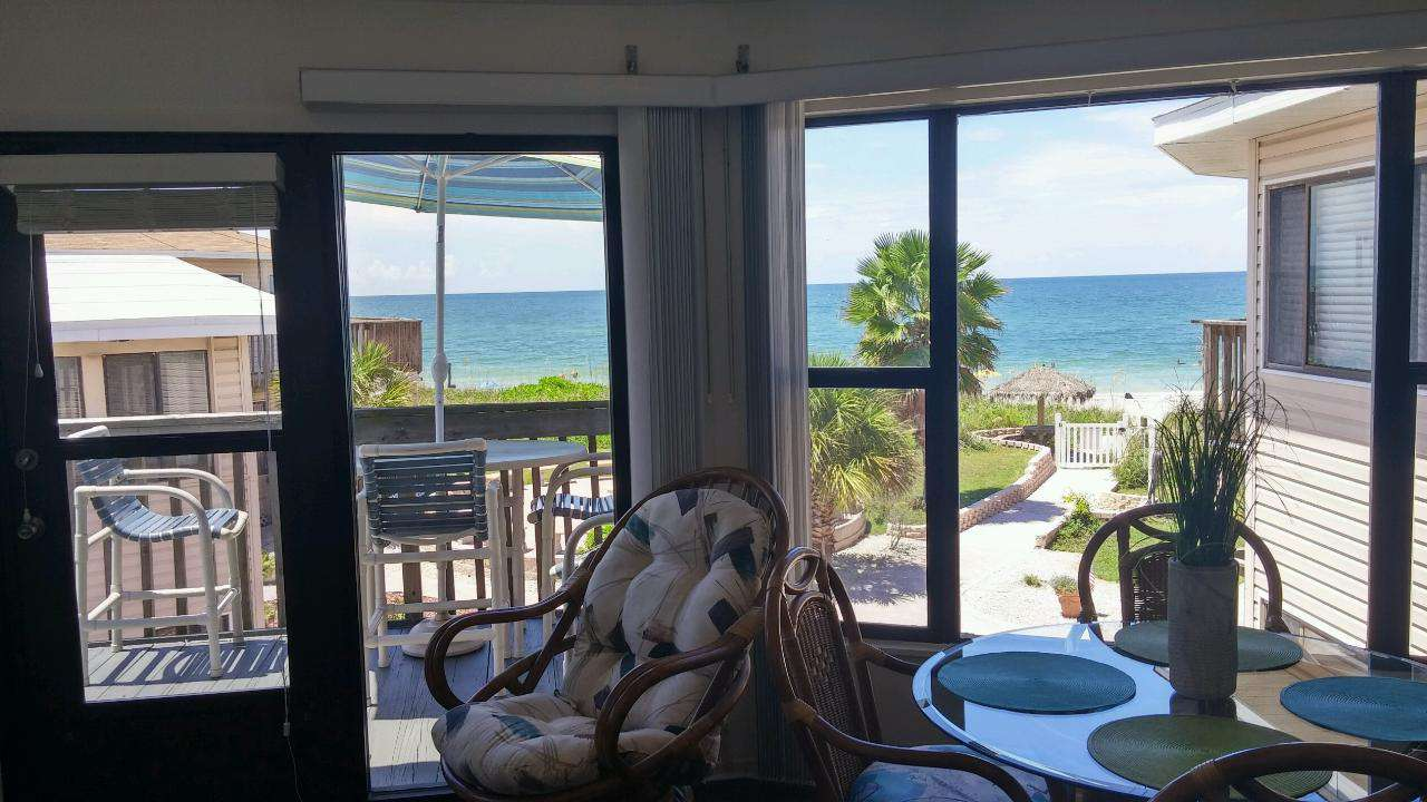 Ocean View from Living Area