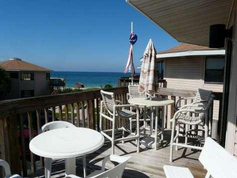 21E Gulf View 2/2 - Castaways Condos