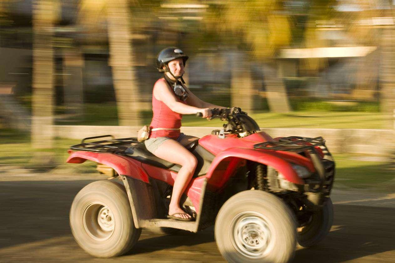 ATV off-road adventures!