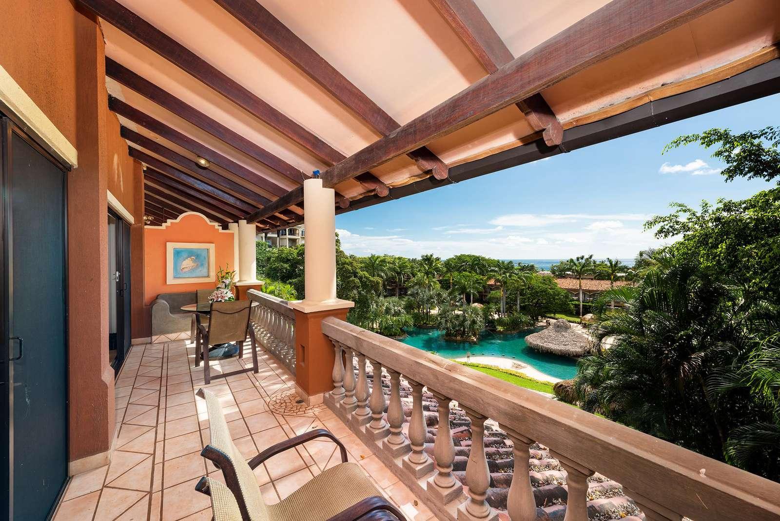 El Diria 201, 2 Bedroom ocean view condo at the Diria Resort