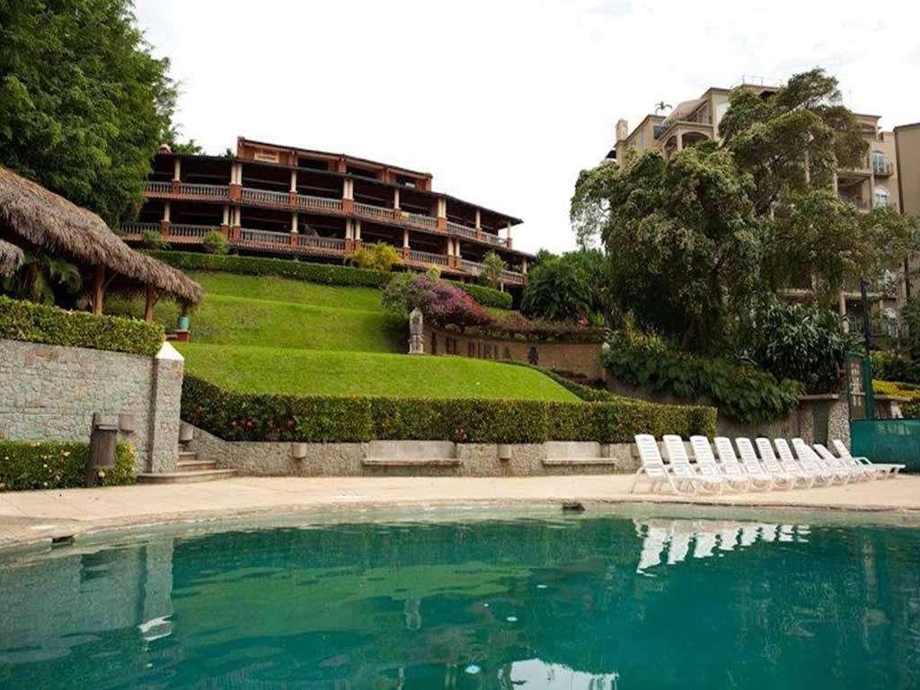 View of El Diria Condominiums and 10,000 SF free form pool