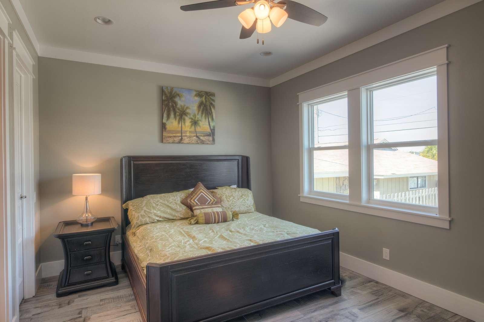 King Bedroom 1 - Master