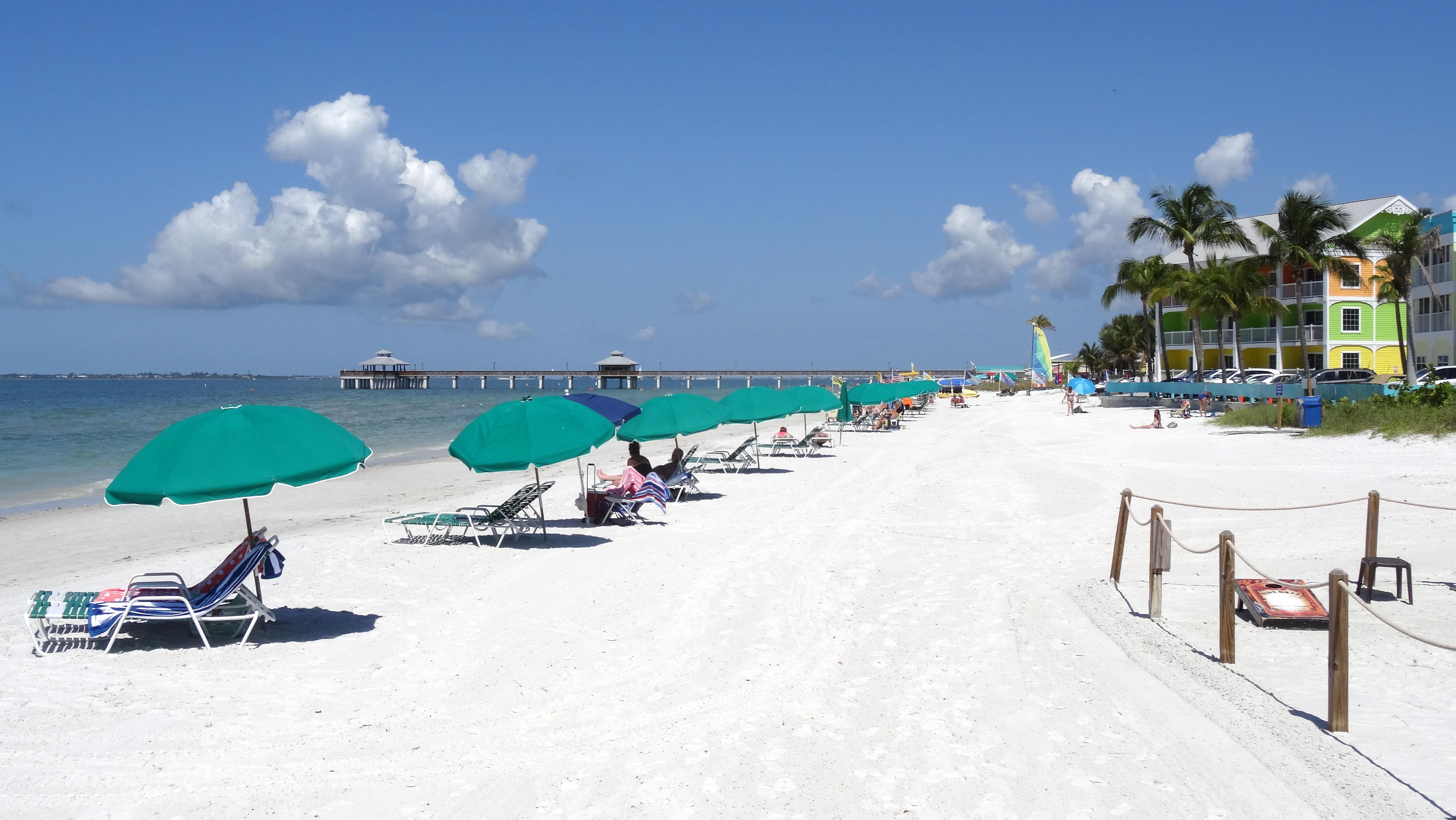 Beachdream Fort Myers Vacation Als San Carlos Bay Bunche Beach Preserve Florida Usa
