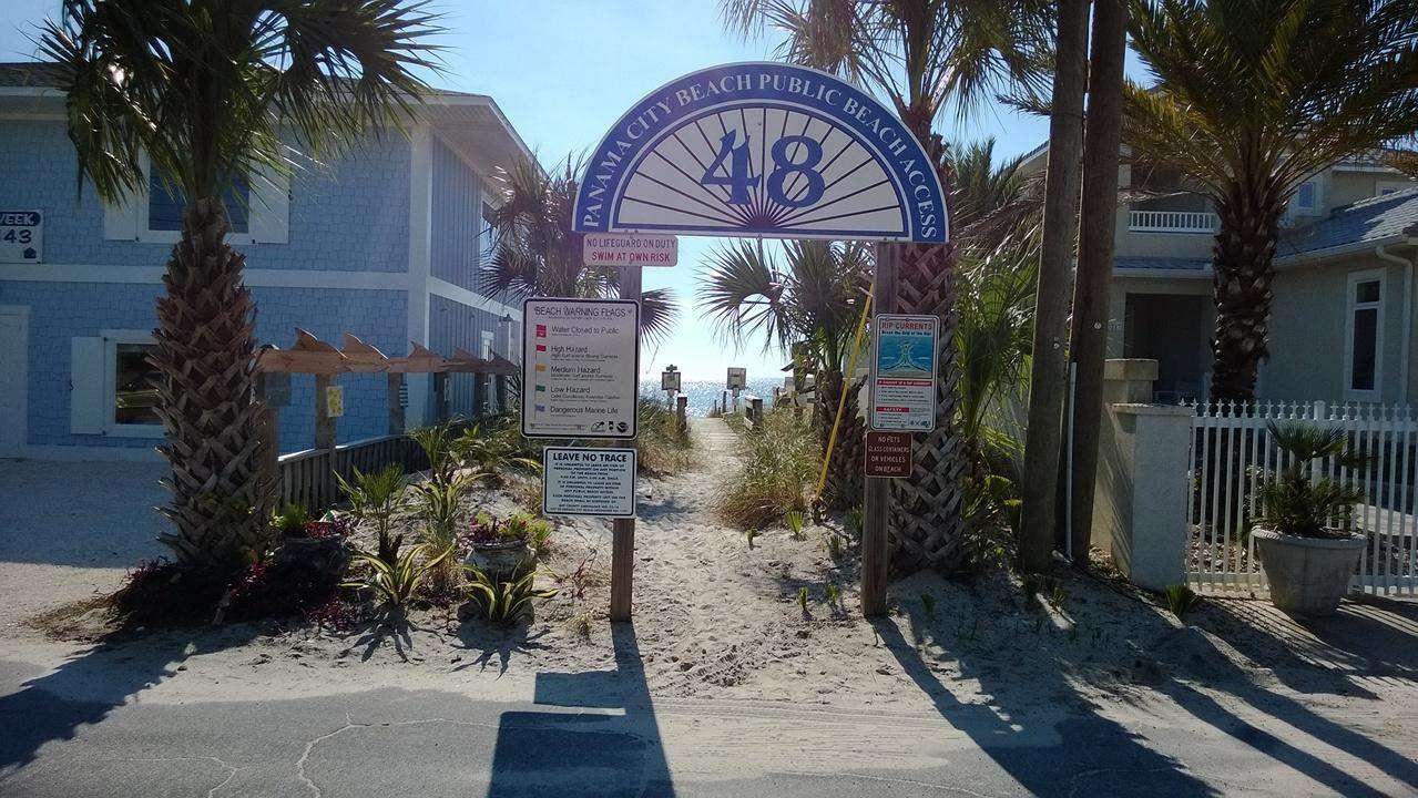 beach access 48