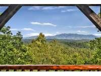 Beautiful LeConte Mountain View thumb