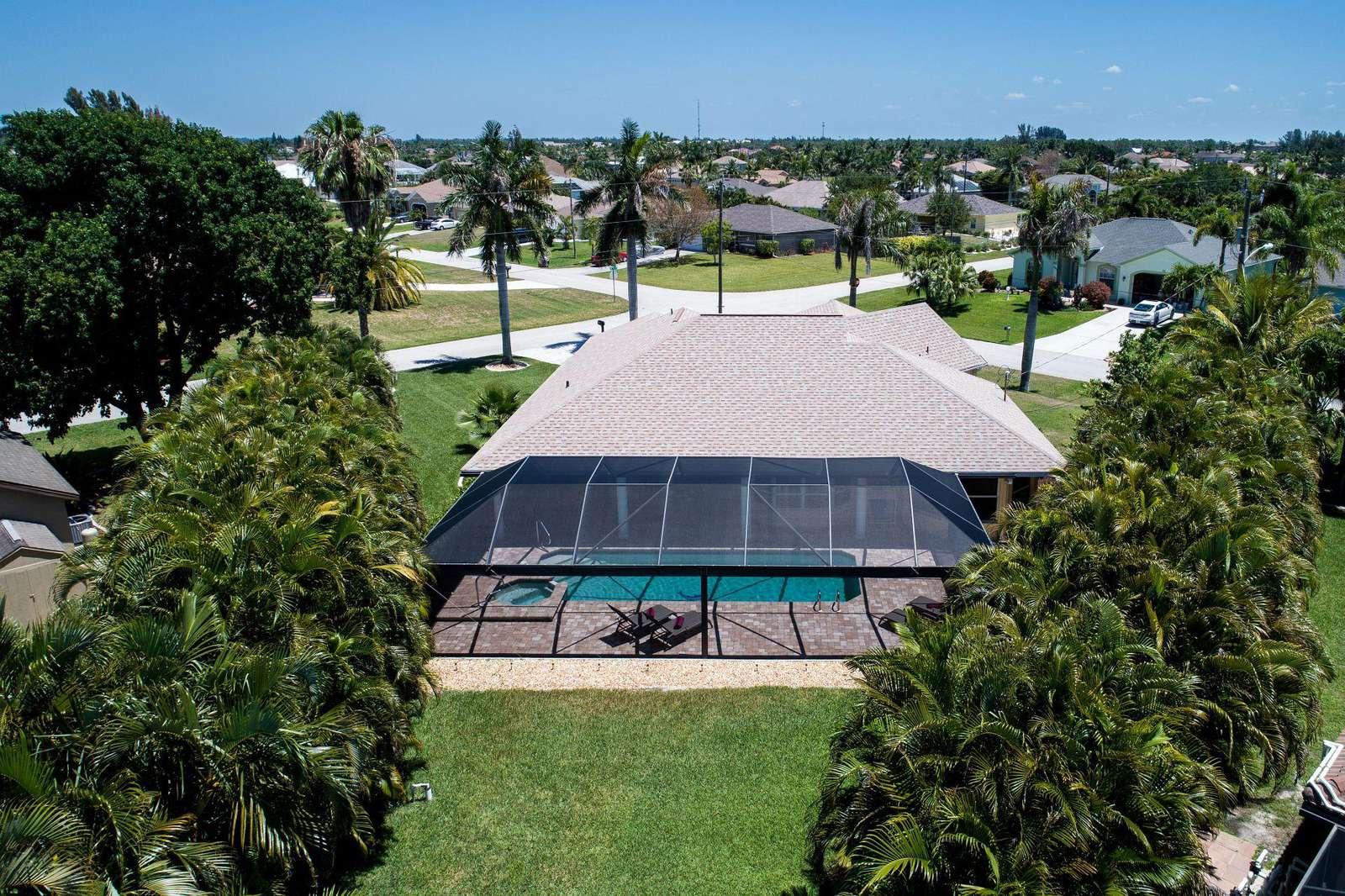 Wischis Florida Home - Ferienhaus Cape Coral - Treasure Island - Hausverwaltung - Immobilien