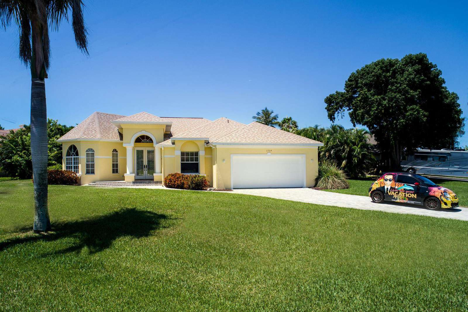 Wischis Florida Home - Treasure Island Vacation Rental - Property Management - Real Estate