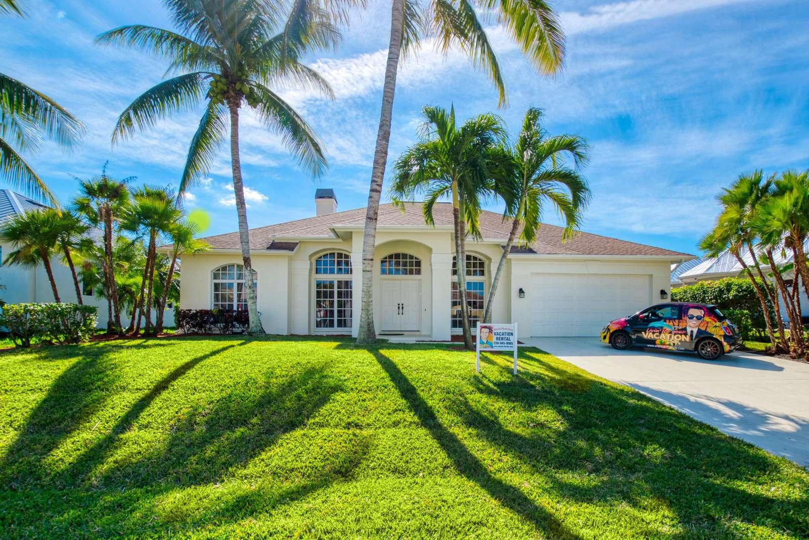 Wischis Florida Home - Tropical Breeze