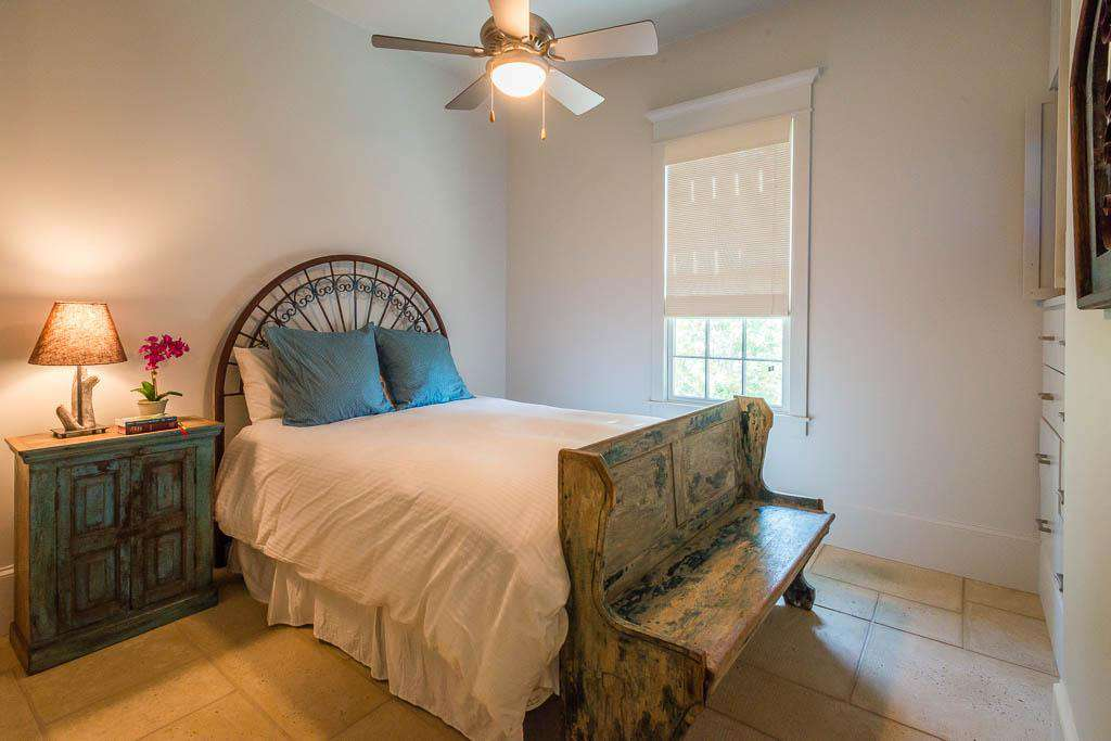 1st Floor Queen Bedroom with TV and Private Bath
