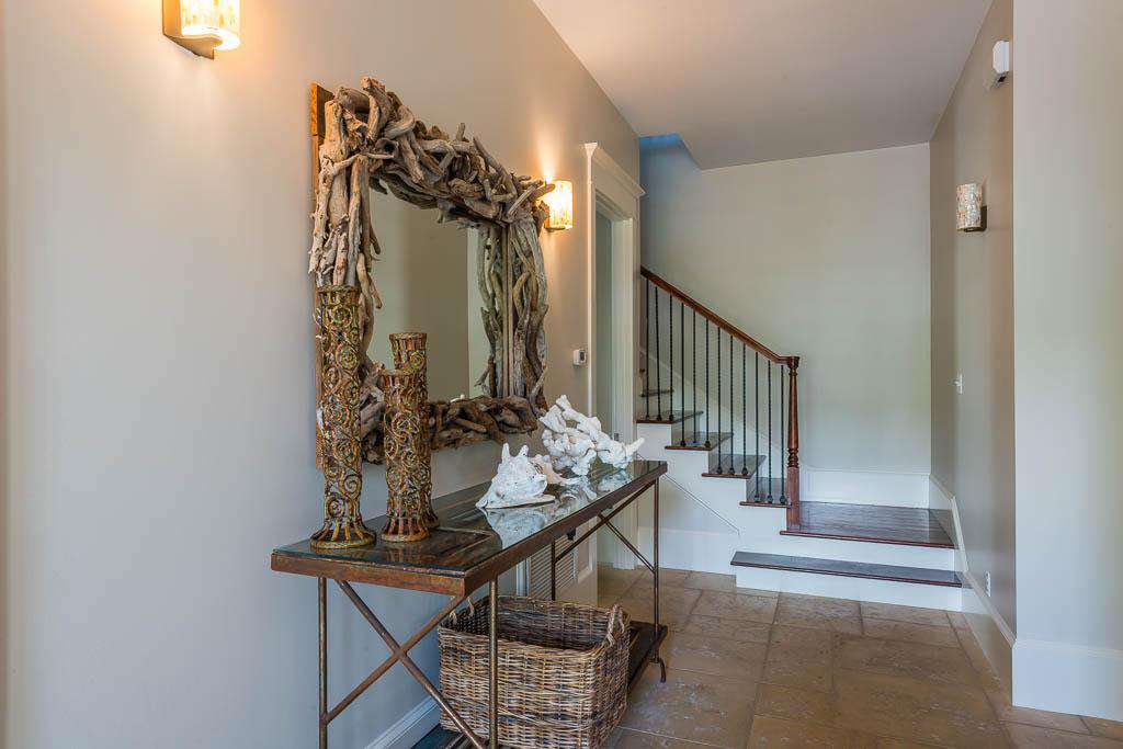35 Town Hall Road - Large Entry Area on 1st Floor with Beautiful Tile Floors