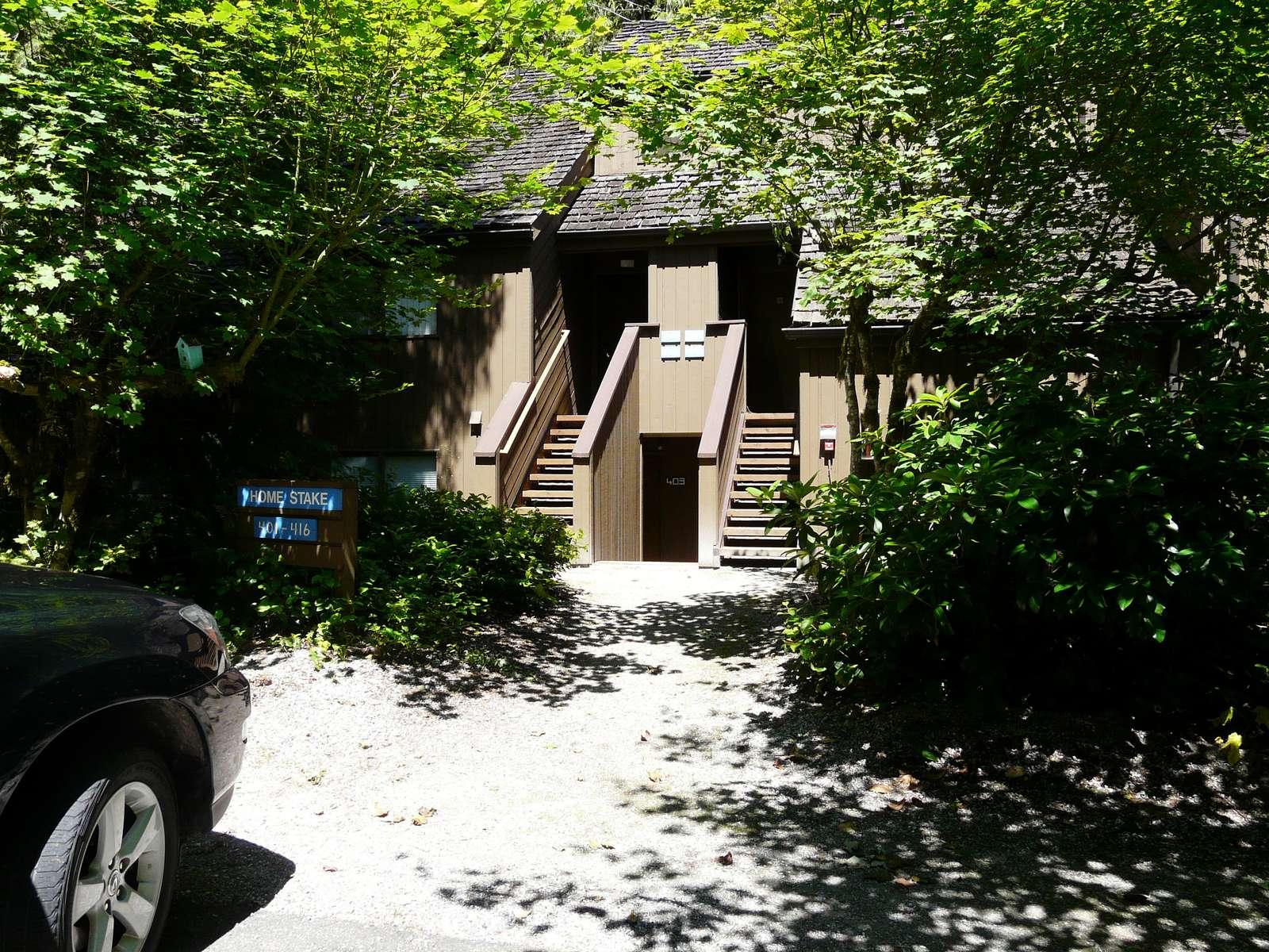 Moose Lodge Condo