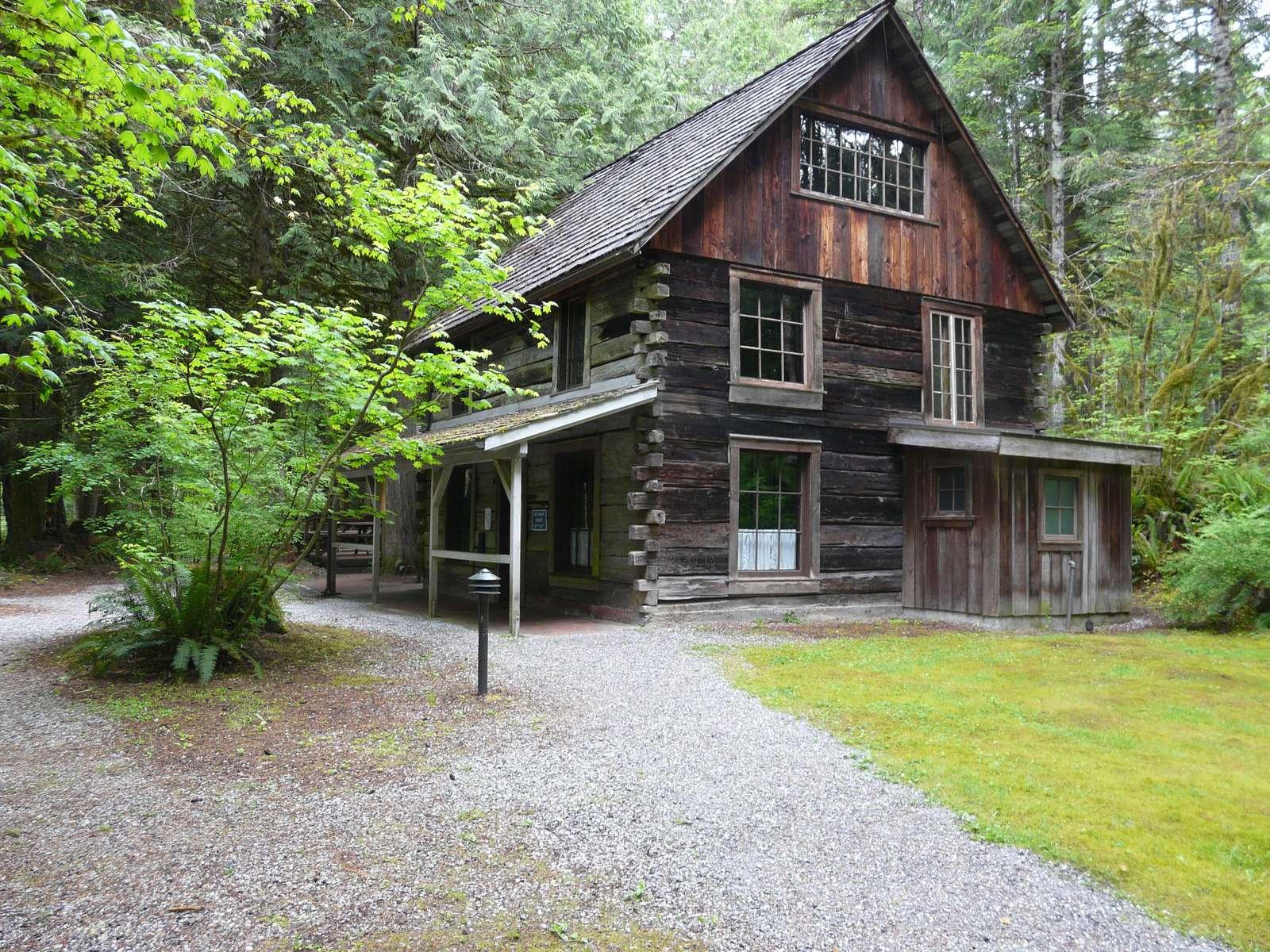 Historic Log Cabin