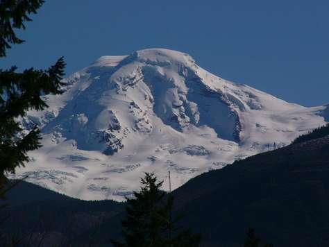 Beautiful Mt. Baker!
